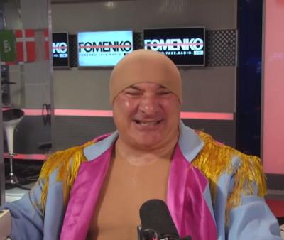 Fomenko Fake Radio: смотреть видео - «Бес белья»